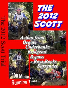 2012 Scott Trial DVD